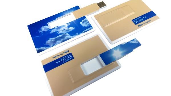 8GB USB-Stick Kreditkartenformat