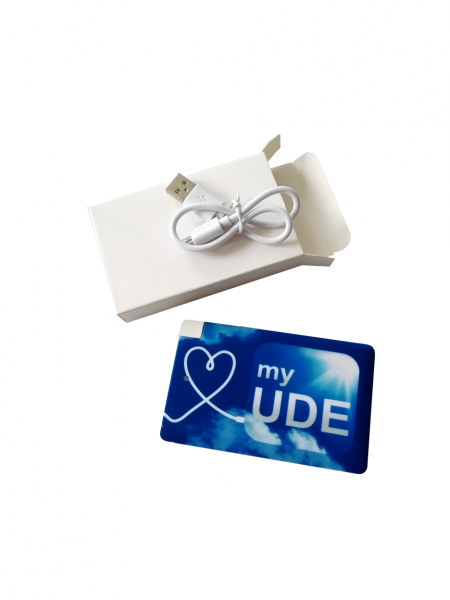 "Powerbank ""myUDE"""