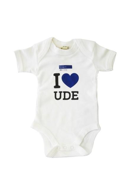"""Babybody """"I love UDE"""""""