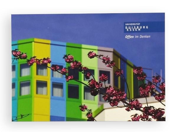 "Postkarte ""Blüten"""