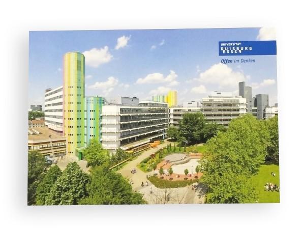 """Postkarte """"Campus Essen"""""""
